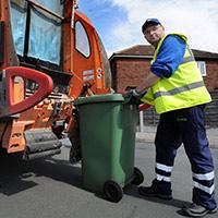 Стихи про мусорщика, мусор