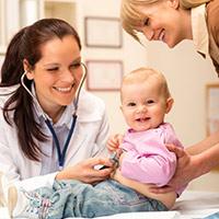 Стихи о педиатрах, детских врачах