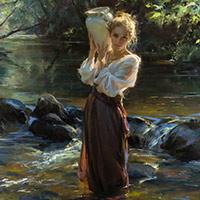 Поющая речка