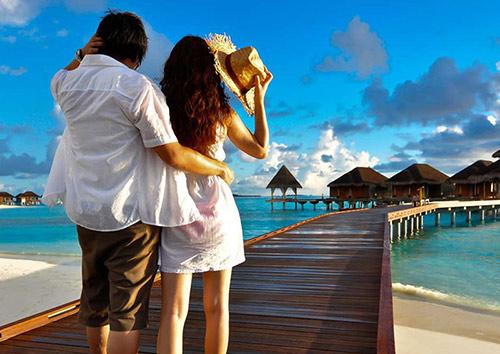 Экзотический рай для влюбленных