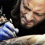 Стихи про татуировщика