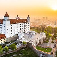 Стихи о Братиславе