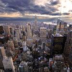 Стихи о городе, городской жизни