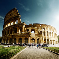 Стихи про Колизей