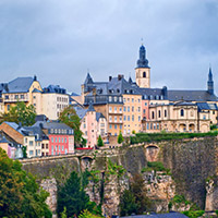 Стихи про Люксембург