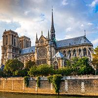 Стихи о Нотр-Дам де Пари, Соборе Парижской Богоматери
