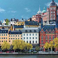 Стихи о городе Осло
