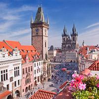 Отдых в Чехии — стихи