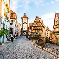 Отдых в Германии - стихи