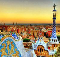 Отдых в Испании - стихи
