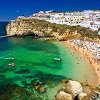 Отдых в Португалии - стихи