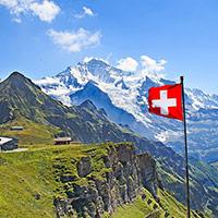 Отдых в Швейцарии - стихи