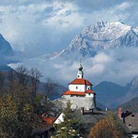 Отдых в Словении - стихи