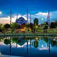 Отдых в Турции — стихи