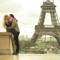 Париж и любовь - стихи