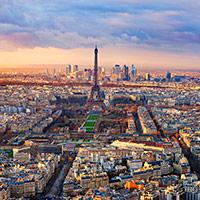 Стихи о Париже