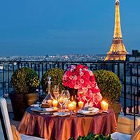 Подари мне Париж — стихи