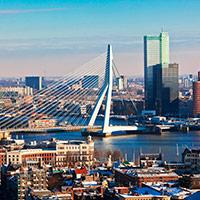 Стихи о Роттердаме