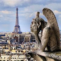 Увидеть Париж и умереть - стихи
