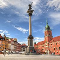 Стихи о Варшаве
