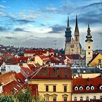 Стихи о Загребе