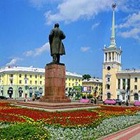 Стихи о город Ангарск
