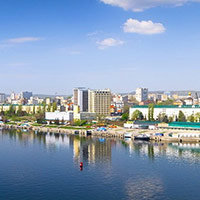 Стихи о городе Балаково