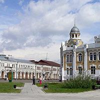 Стихи о городе Бийск