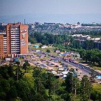 Стихи о городе Братск