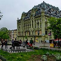 Стихи о Дерибасовской улице