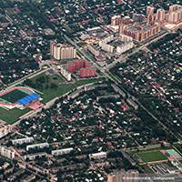 Стихи о городе Домодедово