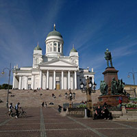 Стихи про Хельсинки