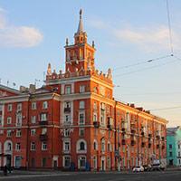 Стихи про Комсомольск-на-Амуре