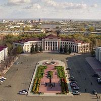 Стихи о Новокуйбышевске