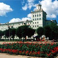Стихи о городе Новомосковск