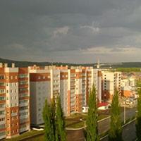 Стихи о городе Октябрьский