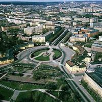 Стихи о Петрозаводске