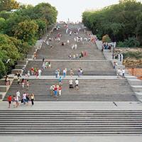 Стихи о Потемкинской лестнице