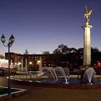 Стихи о городе Пушкино
