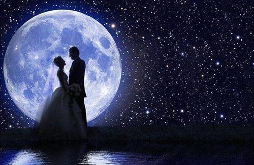 Свадьба полной луны