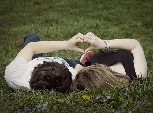 О любви, лежа на траве