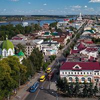 Стихи о Рыбинске