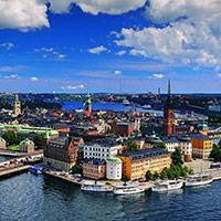 Стихи о Стокгольме