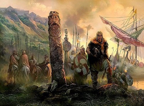 Стихи о викингах