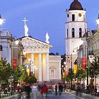 Стихи о Вильнюсе