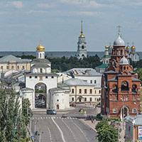 Стихи о городе Владимир