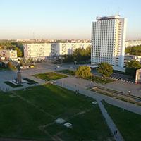 Стихи о городе Волжский
