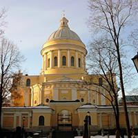 Стихи о Александро-Невской лавре