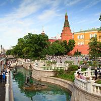 Стихи о Александровском саде