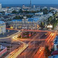 Стихи о Барнауле